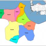 Sinop il,ilçe nüfusu, iklimi, tarımı, sanayisi, ekonomi, coğrafyası