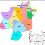 Sivas il,ilçe nüfusu, iklimi, tarımı, sanayisi, ekonomi, coğrafyası