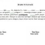 Tutanak ornekleri 150x150 2013 resmi yazışma kuralları ve örnekleri