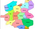 Erzurum il, ilçe nüfusu, iklimi, tarımı, sanayisi, ekonomi, coğrafyası