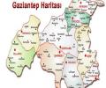Gaziantep il, ilçe nüfusu, iklimi, tarımı, sanayisi, ekonomi, coğrafyası