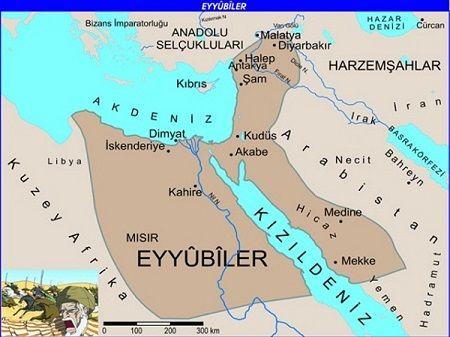 EYYUBİLER (1174-1250)