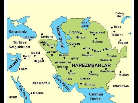 HARZEMŞAHLAR (1097-1231)