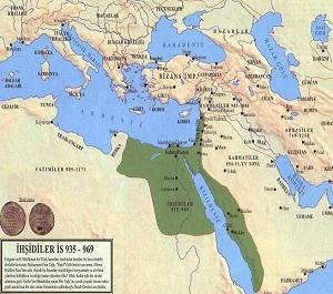 İHŞİDİLER (AKŞİTLER (935-969)